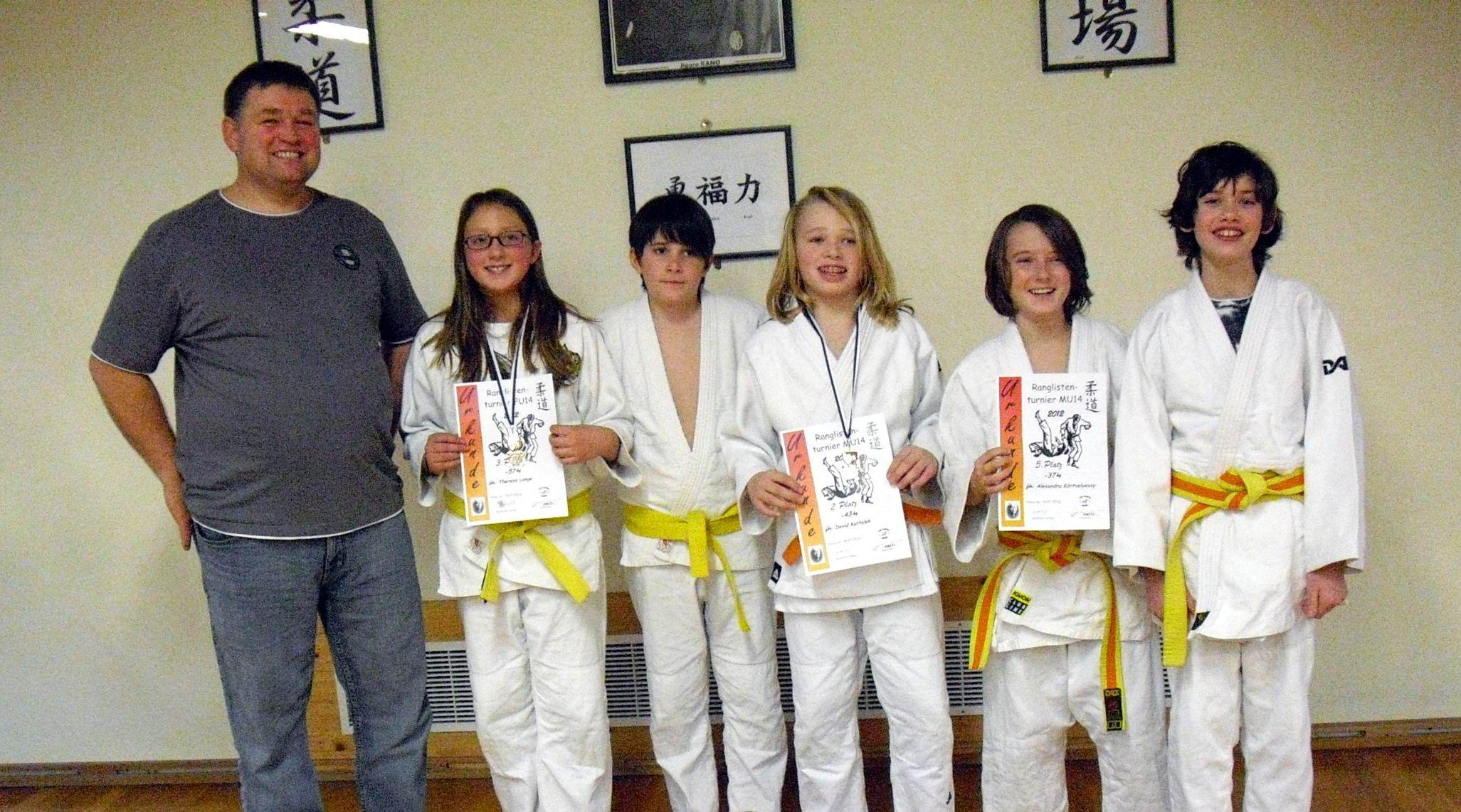 14.01.2012 Gute... Judo Bayernkader